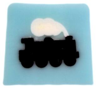 Duftende Motivseifen - Eisenbahn - vegan