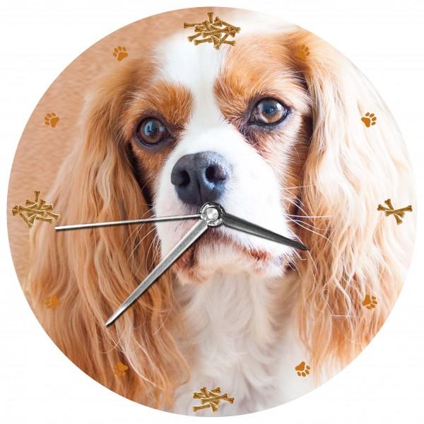"""Hunde Uhr """"King Charles"""""""