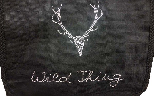 "Strass-Trolley ""Wild Thing"""
