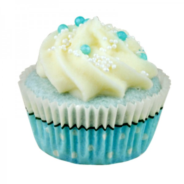 Bade-Cupcake Blue Moon
