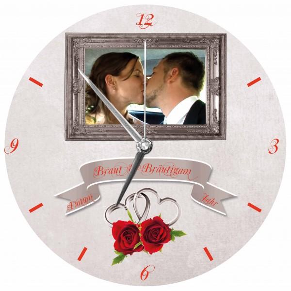 Hochzeits-Uhr Design 14