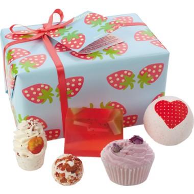 Geschenkeset - Strawberry Patch