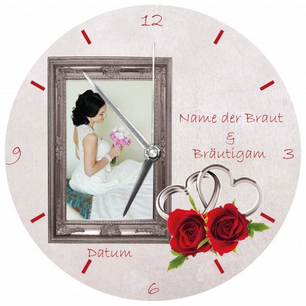 Hochzeits-Uhr Design 16