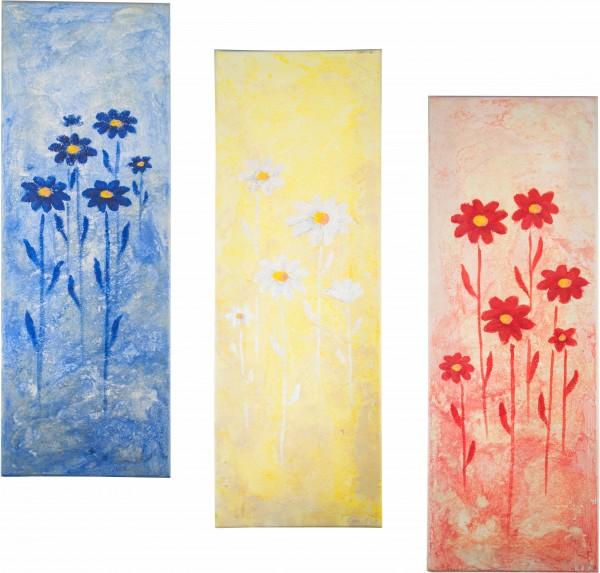 Triptychon - Flowers